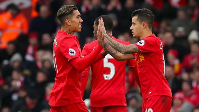 El Liverpool pasa a fase de grupos de Champions con goleada 4-2 vs el Hoffenheim