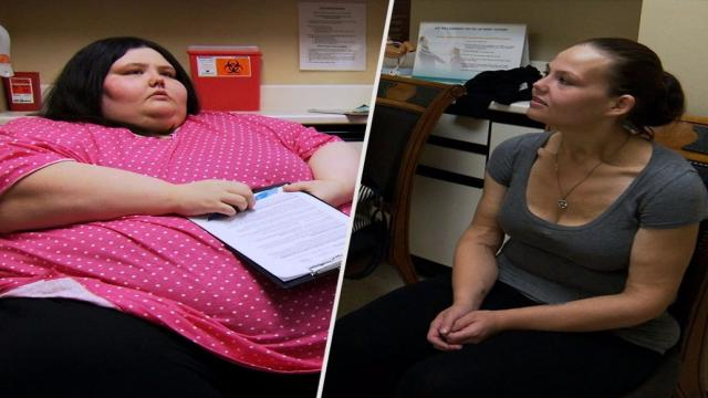 'My 600-lb Life' Christina Phillips shocks in 536-lb weight loss after obesity