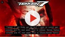 'Tekken 7' DLC 1 out next week, new footage offers look at cool new outfits