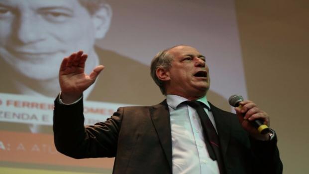 Ciro Gomes detona Doria: 'É um farsante perigoso. Vou tirar a máscara dele'