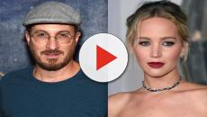 Darren Aronofsky gushes about his girlfriend