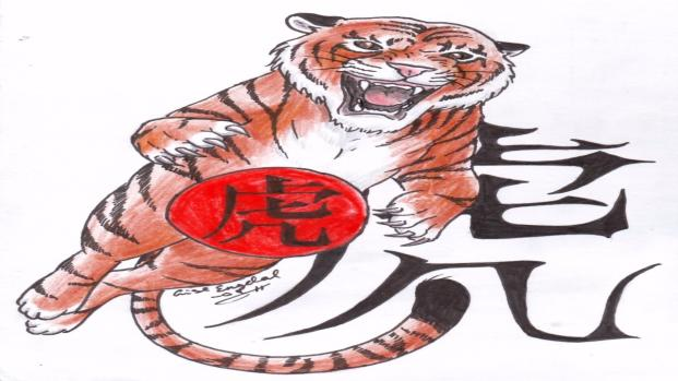 Daily Chinese Horoscope for Tiger - August 27