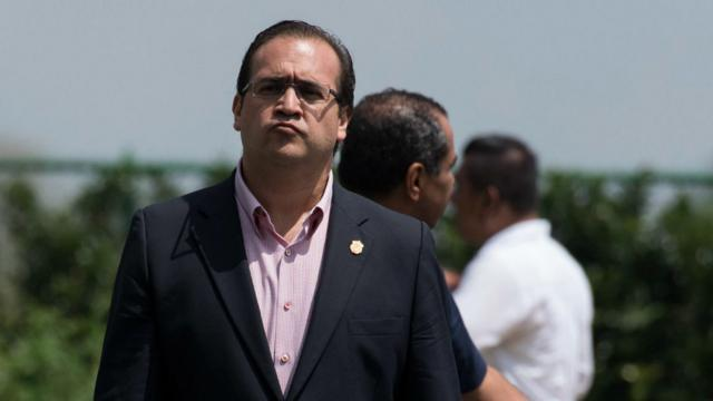Duarte baja cinco kilos tras huelga de hambre