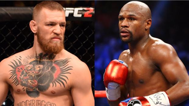 Floyd Mayweather beats Conor McGregor in 'Money Fight'