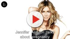 Jennifer Aniston talks about pregnancy rumors, admits it's a sensitive issue