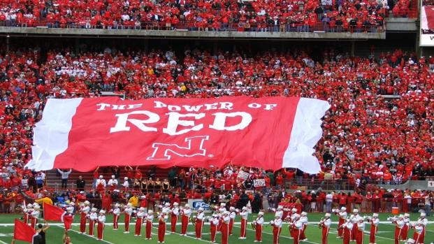 Nebraska football hosting 4-star receiver recruit during season opener