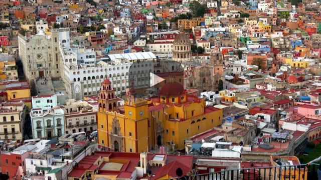 Guanajuato: una ciudad de magia histórica