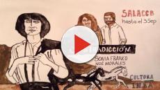 Sonia Franco y Noé Morales evocan a Patti Smith en la Contradicción