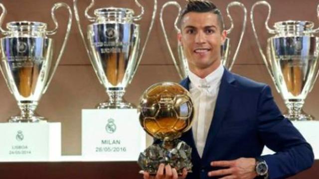 Cristiano Ronaldo a punto de firmar el contrato de su vida