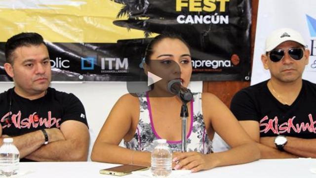primer Festival de Salsa Dance Fest Cancún