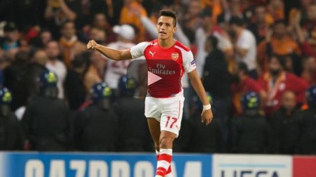 Alexis Sánchez se queda en el Arsenal de Arsene Wenger