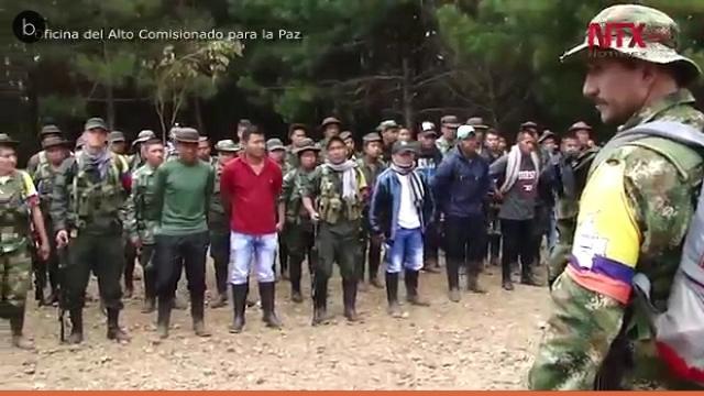 Elecciones Colombia: Las FARC presentan su alternativa política