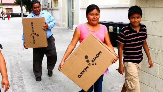 ¿Cuántas televisiones ha regalado Peña Nieto?