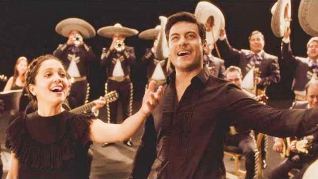 Lafourcade orgullosa de sus raíces con Mexicana hermosa