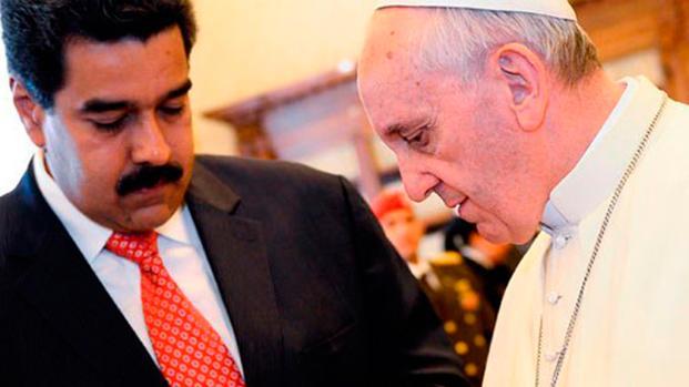 Lo que debería decir el Papa en Colombia sobre Venezuela