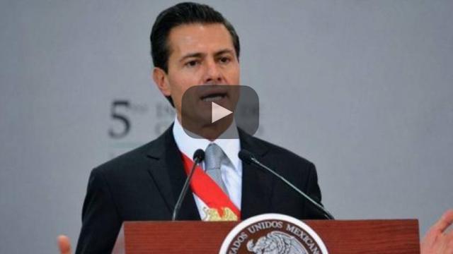 Enrique Peña Nieto en busca de la ayuda de los chinos