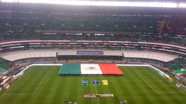 México sale del Azteca para enfrentar a Trinidad y Tobago