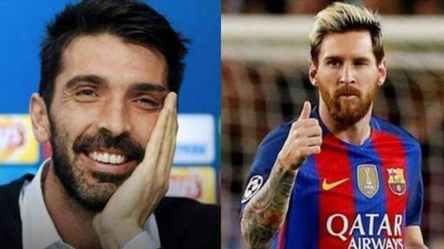 Barcelona vs Juventus: Messi anotó contra Buffon por primera vez en su carrera