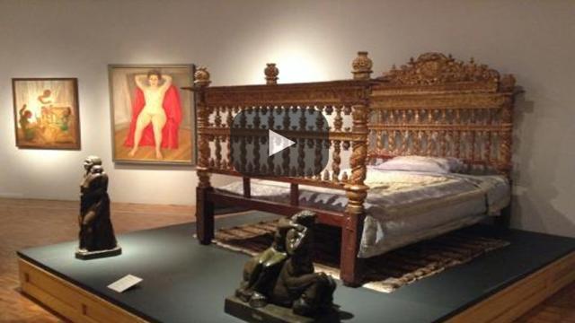 La escultura moderna y los objetos amados de Rivero Lake en el MAM