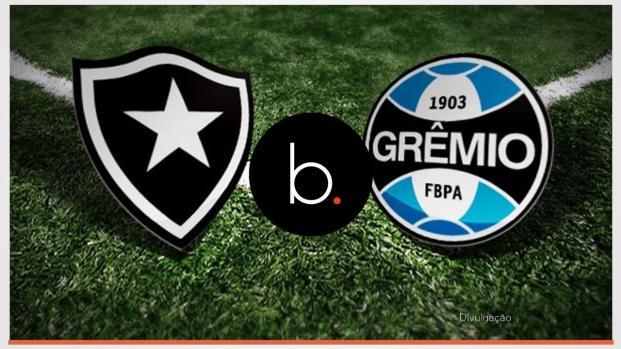 Com pênalti não marcado, Botafogo empata em 0x0 com o Grêmio no Rio