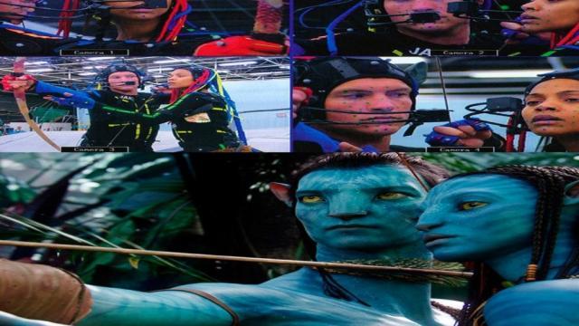 Oito imagens mostram como são as cenas de filmes e séries sem efeitos especiais