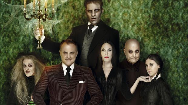 La Familia Addams, la comedia musical de Broadway, aterriza en España