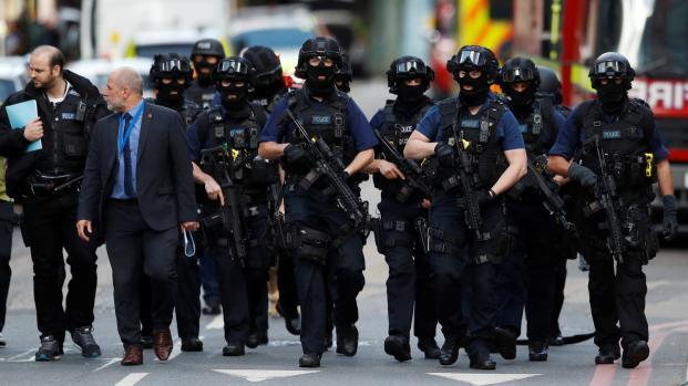 Londres : Daesh revendique l'attentat qui a fait au moins 29 blessés