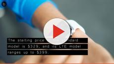 Apple Watch 3 LTE prices start at $329 - $399.