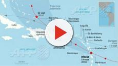 La course folle de Maria à travers les Antilles