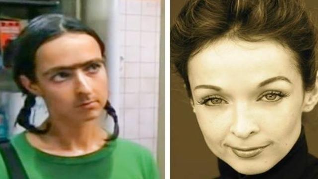 Cinco belas atrizes que ficaram irreconhecíveis interpretando 'patinhos feios'