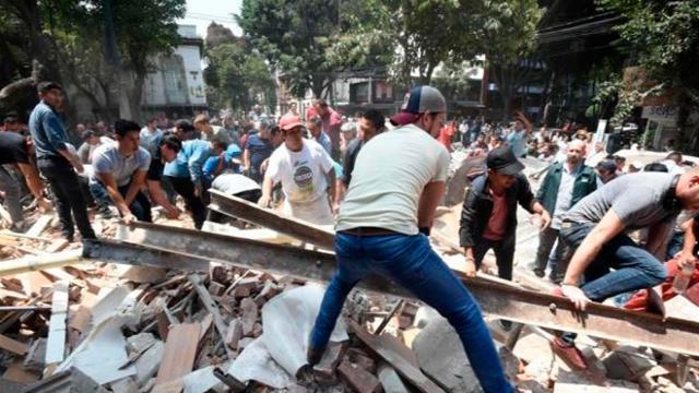 Terremoto en México: Facebook y la ayuda digital