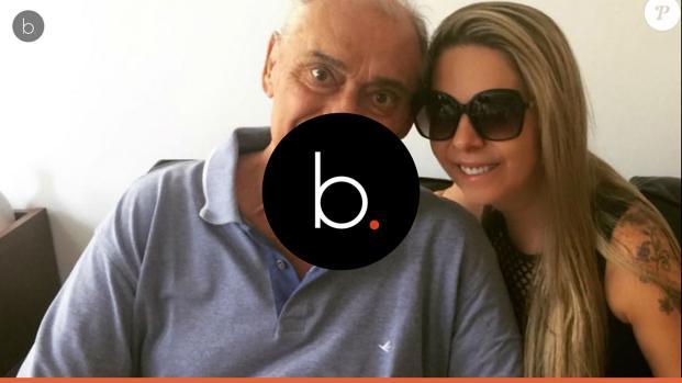 RecordTV ignorou namorada de Marcelo Rezende