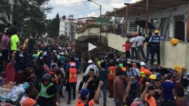 Terremoto en México: El problema de la contrainformación