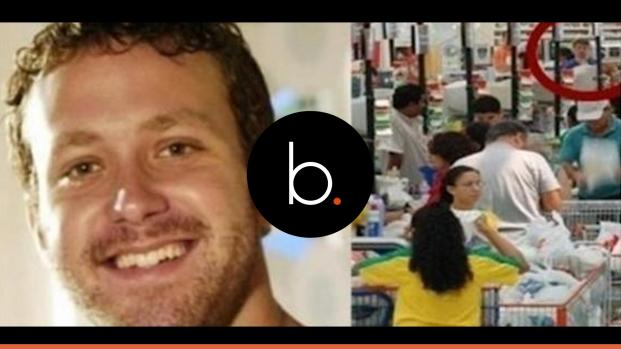 O 'Cabeção' de Malhação volta ao Brasil após trabalhar como caixa nos EUA