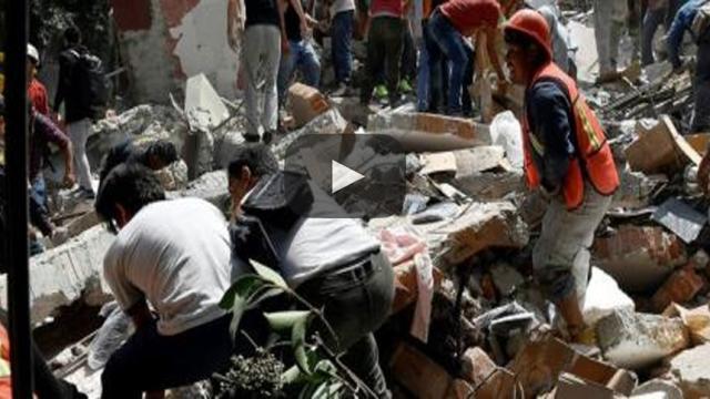 Otro terremoto que sacude el corazón de México