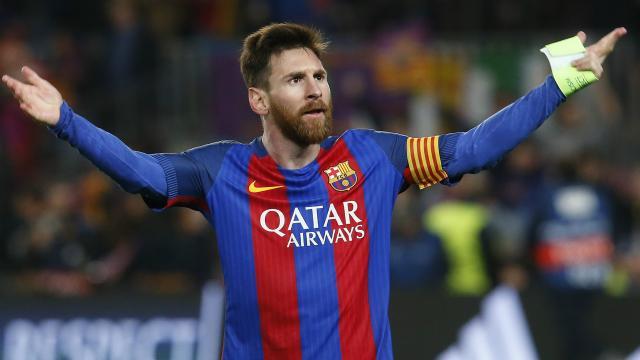 'Messi es el más grande, nunca nadie tendrá comparación a él'