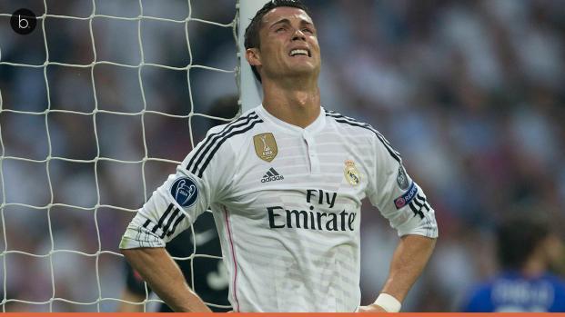 Cristiano Ronaldo mostra o seu lado sensível e está a comover o mundo
