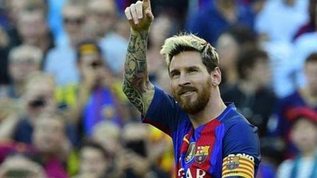 Jordi Alba cree que es casi imposible detener a la leyenda del Barcelona, Messi