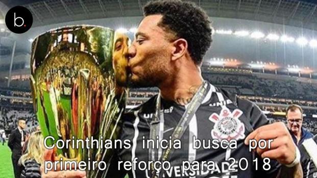 Corinthians inicia busca por primeiro reforço para 2018