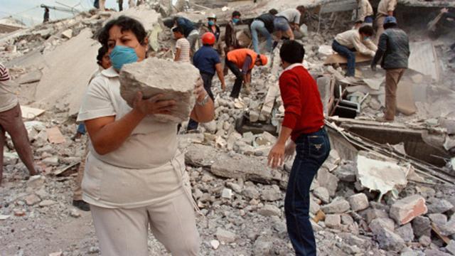 Lo mexicanos y la reacción positiva a la tragedia