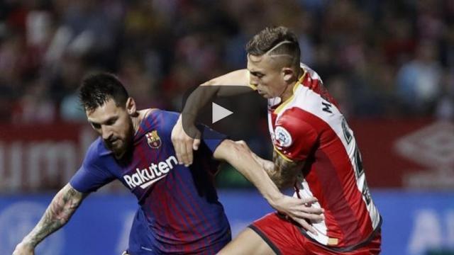 Pablo Maffeo reveló que fue interrogado por Lionel Messi