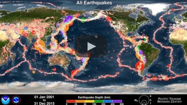Los terremotos sí se pueden predecir, el Sol y Cosmos los culpables