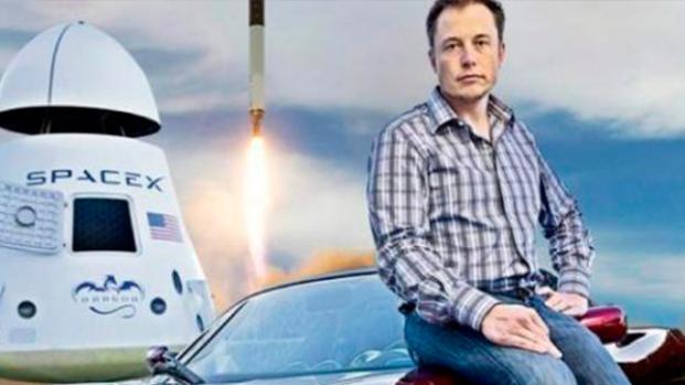 Space X pone en órbita nave militar no tripulada