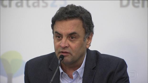 STF decide por afastamento e reclusão noturna para Aécio Neves