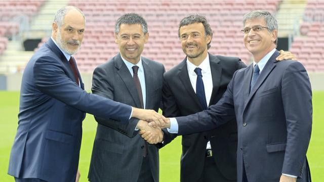 Relacionan al FC Barcelona con mafia calabresa