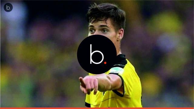 Vídeo: El intercambio que negoció Florentino antes del partido ante el Dortmund