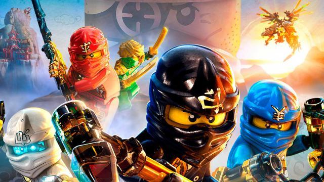 ¿Armará revuelo la película de Lego Ninjago?