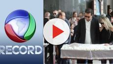 Morte de Marcelo Rezende eleva Ibope da Record