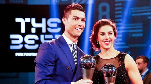 CR7 explota con los premios The Best y Messi y Neymar no deben ser finalistas