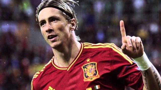 Fernando Torres: el niño Centenario